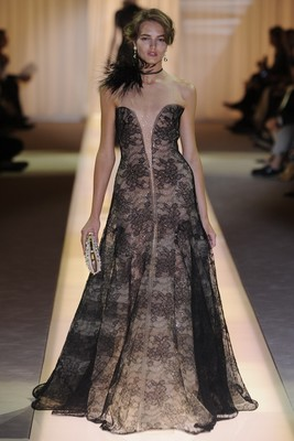 Armani Privé Couture Fall 2013 Look 10