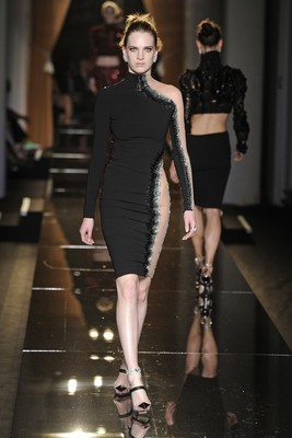 Atelier Versace Fall 2013 Couture Look  10