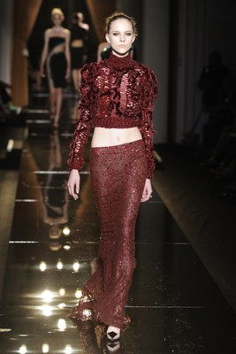 Atelier Versace Fall 2013 Couture Look  11