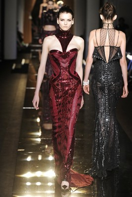 Atelier Versace Fall 2013 Couture Look  13