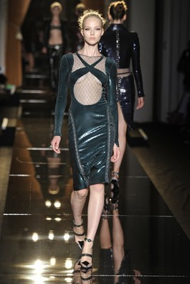 Atelier Versace Fall 2013 Couture Look  3