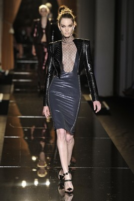 Atelier Versace Fall 2013 Couture Look  5