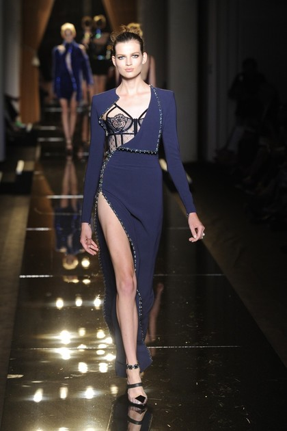 Atelier Versace Fall 2013 Couture Look  8