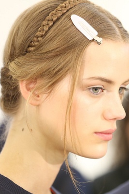Fall 2013 Couture Braided Updo