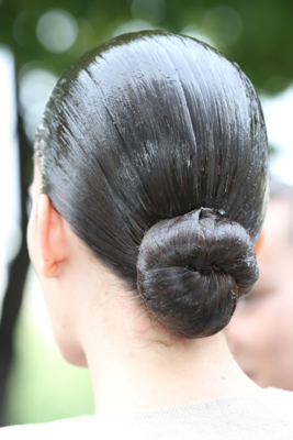 Fall 2013 Couture Updo