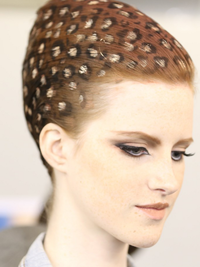 Cool Pictures Hair Trends From New York Fashion Week Spring 2014 Short Hairstyles For Black Women Fulllsitofus