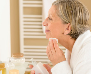 Proper skin care routine changes in every decade of your life, so by the time you're over 60, your skin care should be very different from the one in your 20s.