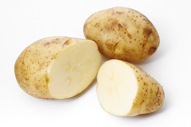 Raw Potato Helps Relieve Sunburn