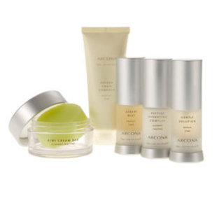 Basic Five Travel Kit From Arcona Dry Skin