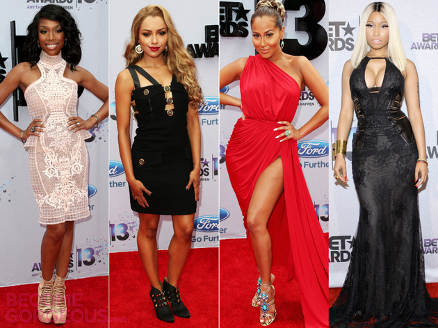 BET Awards 2013: Celebrity Style