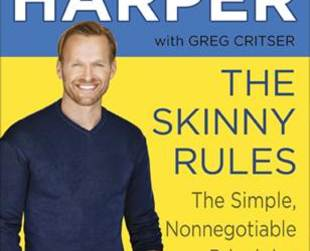 The Biggest Loser trainer Bob Harper claims that anyone can lose weight and stay fit with the help of the Skinny Rules. Discover the best Bob Harper diet tips.
