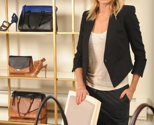 'Bad Teacher' actress Cameron Diaz has been named artistic director for Pour La Victoire. She'll design handbag and shoe lines. Find out more.