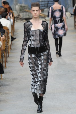 Chanel Couture Fall 2013 Look 47