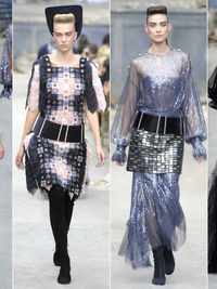 Chanel Fall 2013 Couture Collection