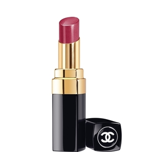 Chanel Rouge Coco Shine Hydrating Sheer And Hydrating Colour Lipshine Shade  (4)