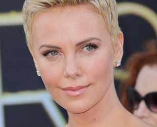 Charlize Theron has always taken risks with her style and hair. See the most inspiring looks for Charlize Theron hair, including the latest look: a hot pixie.