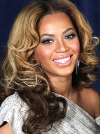 Beyonce Blonde Hair Highlights