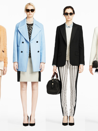 Club Monaco Fall 2013 Lookbook