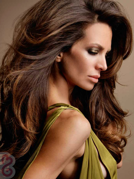 Brunette Hairstyle Color