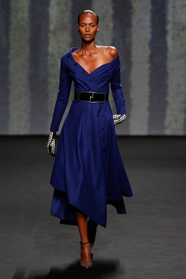 Dior Couture Autumn Winter 2013 Look 5