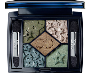 Love metallic tones? Than be sure to check out the new Dior fall 2013 Mystic Metallics makeup line.