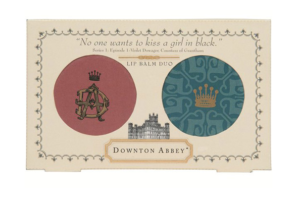 Downton Abbey Lip Balms