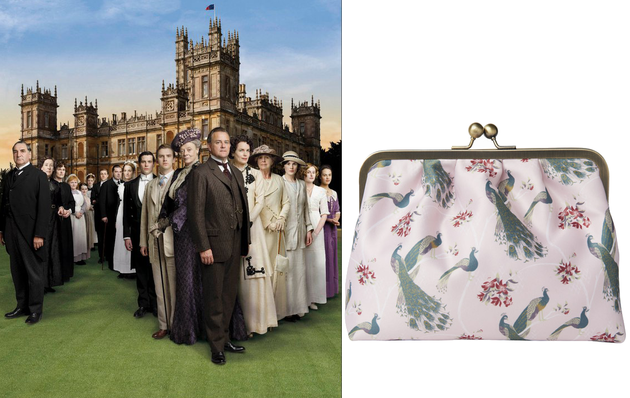 Downton Abbey Cosmetics Line