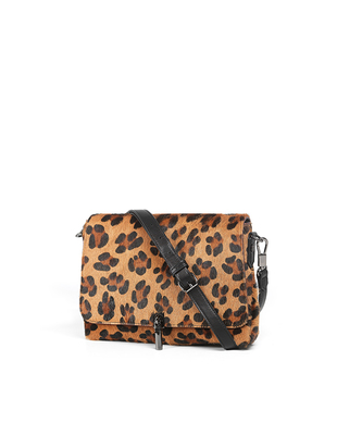 Elizabeth And James Leopard Cross Body