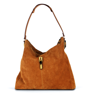 Elizabeth And James Suede Hobo
