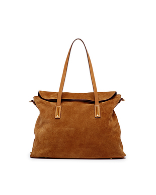 Elizabeth And James Suede Satchel