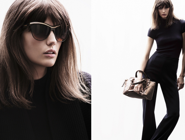 Escada Ads Fall 2013