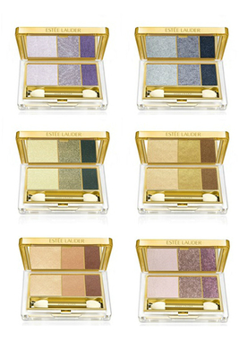 Estee Lauder Pure Color Metallics Fall 2013 Eyeshadows