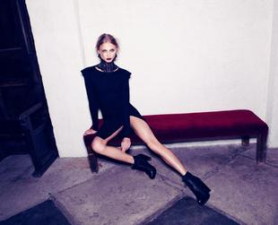 Have look at the fall 2013 collection from American label For Love and Lemons.