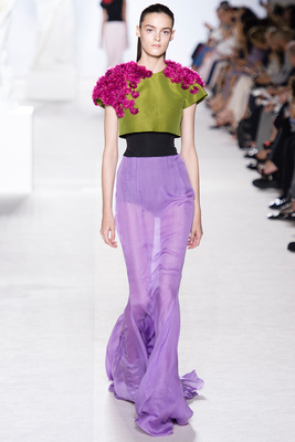 Giambattista Valli Couture Look 28 Fall 2013