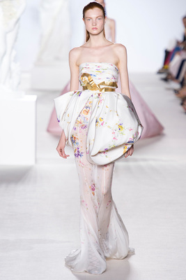 Giambattista Valli Couture Look 35 Fall 2013