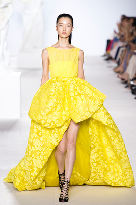 Giambattista Valli Couture Look 39 Fall 2013