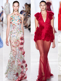 Giambattista Valli Fall 2013 Couture Collection