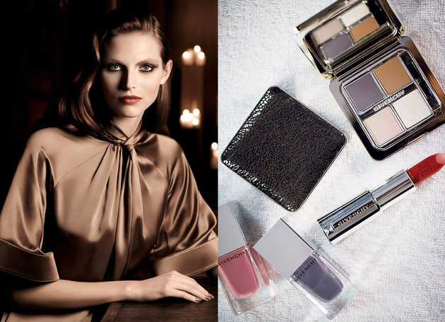 Givenchy Fall 2013 Soir D'Exception Makeup Collection