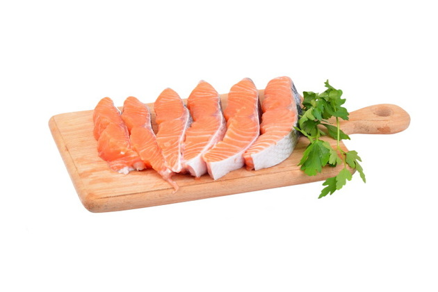 Salmon Is High In Vitamin D Content