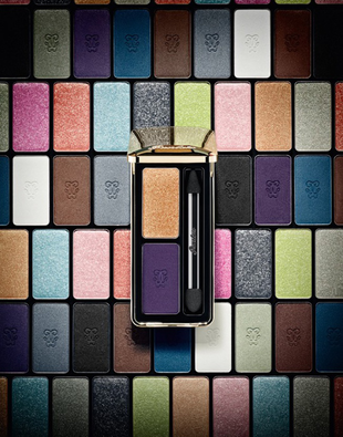 Guerlain Fall 2013 L'Ecrin 2 Couleurs Eyeshadows