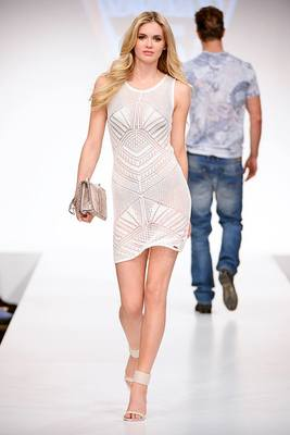 Guess Spring Summer 2014 Collection Look 6
