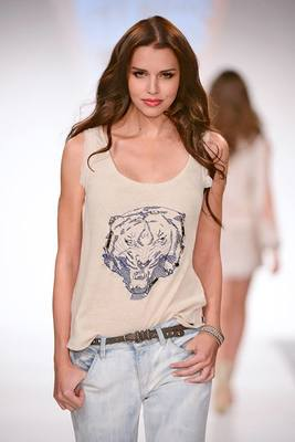 Guess Spring Summer 2014 Collection Look 7
