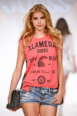 Guess Spring Summer 2014 Collection Look 9