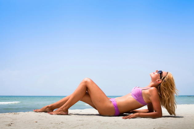 Health Benefits of Sunbathing