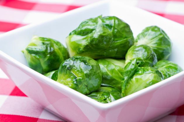 Brussels Sprouts On The List Of Healthiest Vegetables