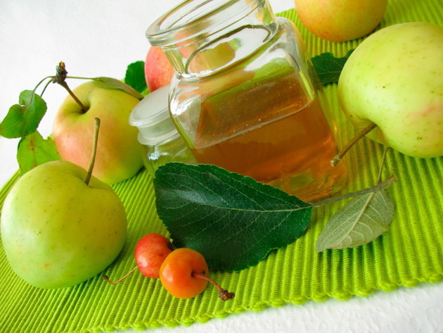 Apple Cider Vinegar For Healthy Hair