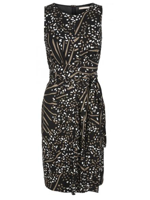 Issa For Banana Republic Printed Sheath Dress