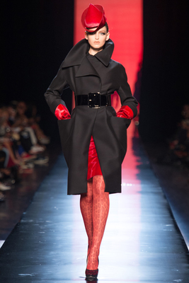 Jean Paul Gaultier Couture Look 16 Fall 2013