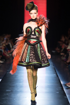 Jean Paul Gaultier Couture Look 31 Fall 2013