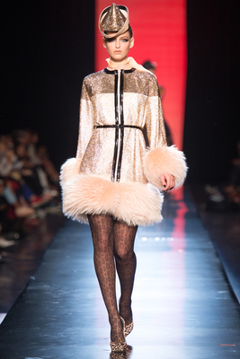 Jean Paul Gaultier Couture Look 36 Fall 2013
